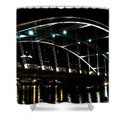 The Freddie-sue Bridge Shower Curtain