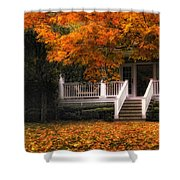 The Front Porch Shower Curtain