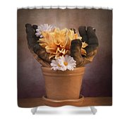 The Fruits Of Labor Shower Curtain
