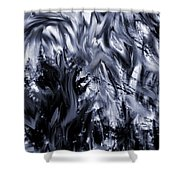 The Furious Beauty Of Nature Shower Curtain
