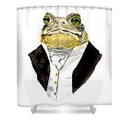 The Gentleman Shower Curtain