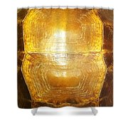 The Galleon Shower Curtain