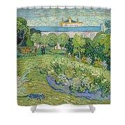The Garden Of Daubigny Shower Curtain