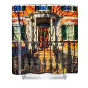 The Gardner-pingree House 1804 Shower Curtain