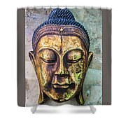 The Gautama Shower Curtain