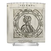 The General Historie Of The Turkes Shower Curtain