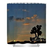 The Gift Of A New Day Shower Curtain