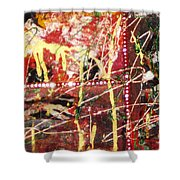 The Gift Of Creativity Shower Curtain