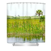 The Glades Shower Curtain