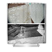 The Glory Of Love  Shower Curtain