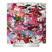 The Glory Of Spring Shower Curtain