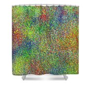 The God Particles #543 Shower Curtain