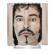 The Good Guy Shower Curtain