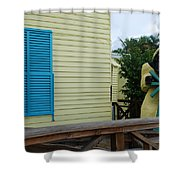 The Gordons Fisherman Shower Curtain