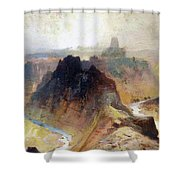 The Grand Canyo Shower Curtain