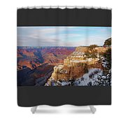 The Grand Canyon # 4 Shower Curtain