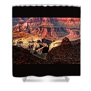 The Grand Canyon I Shower Curtain