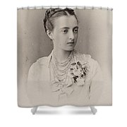 The Grand Duchess Anastasia Shower Curtain
