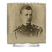 The Grand Duke Dimitry  Shower Curtain