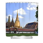 The Grand Palace Shower Curtain
