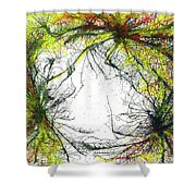 The Grand Symphony Of The Universe #635 Shower Curtain