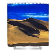 The Great Dunes National Park Shower Curtain