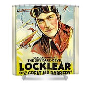 The Great Air Robbery 1919 Shower Curtain