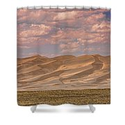 The Great Colorado Sand Dunes  177 Shower Curtain