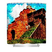 The Great Gate At Kiev Shower Curtain