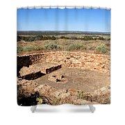 The Great Kiva Shower Curtain