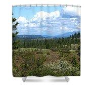 The Great Northwest Shower Curtain