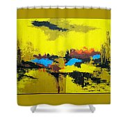 The Great Outdoors Shower Curtain