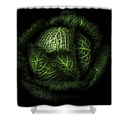 The Greens Shower Curtain