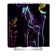 The Guide Shower Curtain