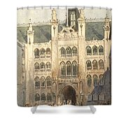 The Guildhall Shower Curtain