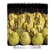 The Harvest Continues Shower Curtain