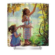 The Harvesters Shower Curtain