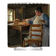 The Hat Maker Shower Curtain