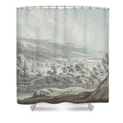 The Head Of Ullswater Shower Curtain