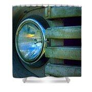 The Headlight Shower Curtain