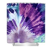 The Heart Of Passion Shower Curtain
