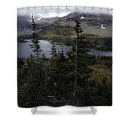 The Hidden Lake Shower Curtain