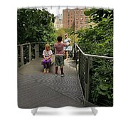 The High Line 164 Shower Curtain