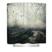 The Highlands Shower Curtain
