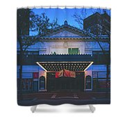 The Hilbert Circle Theatre Of Indianapolis Shower Curtain