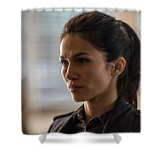 The Hitman's Bodyguard Shower Curtain