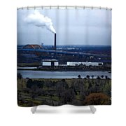 The Hoan Shower Curtain
