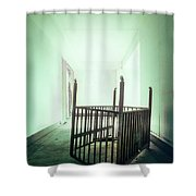 The House Of Lost Dreams Shower Curtain