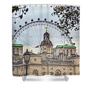 The Household Cavalry Museum 7 Art Shower Curtain