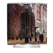 The Household Cavalry Museum London 7 Shower Curtain